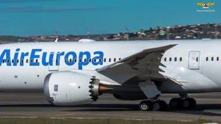 Air Europa llega a Bogotá  - #Aviacolnet