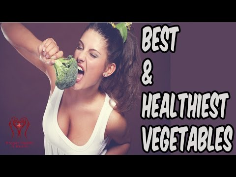 Best Vegetables   List Of Best & Healthiest Vegetables Nutritious For Weight Loss Diet & Skin Issues