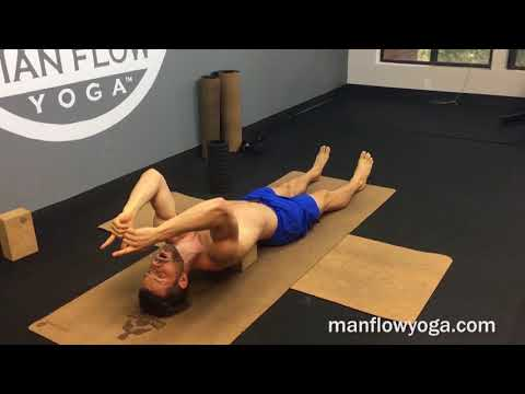 Yoga Stretches for Office Workers - Beginner's Yoga for Men