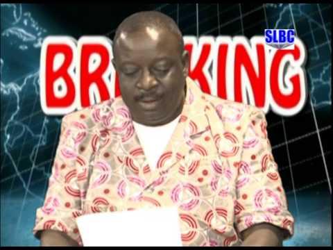 BREAKING NEWS NEW VICE PRESIDENT OF SIERRA LEONE