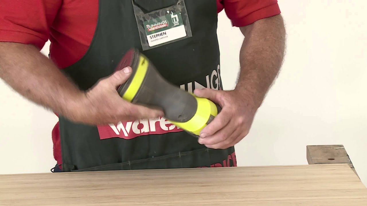 How To Prepare A Bamboo Benchtop - DIY At Bunnings