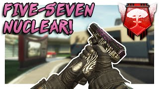 FIVE-SEVEN NUCLEAR! - Black Ops 2 PC Nuclear - (Call of Duty: Black Ops 2)