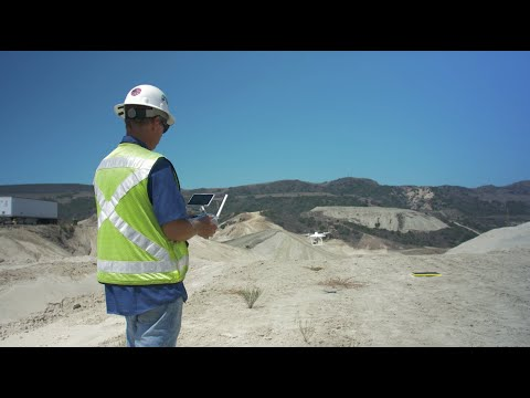 How Sukut Construction use drone surveying and data to monitor and manage their sites