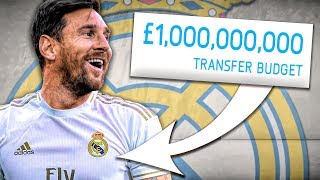 £1,000,000,000 Real Madrid *INVINCIBLE* Challenge! FIFA 20 Career Mode