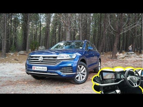 Volkswagen Touareg 2.0 TDI Review (2018) - Luxury Offroading Distinction