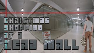 Christmas Shopping at a Dead Mall: New Horizon Mall Calgary  - Best Edmonton Mall