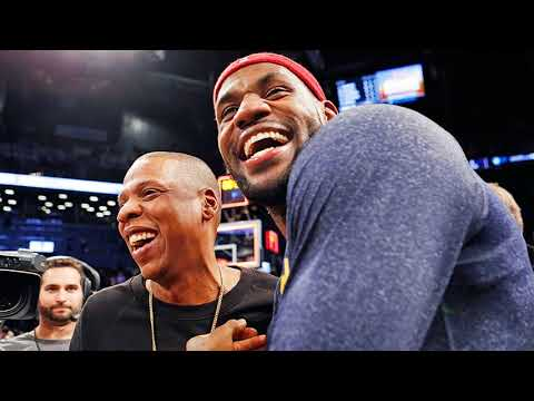 Jay Z tells LeBron James 'I'm the King of Cleveland now'