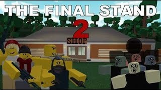 Roblox The Final Stand 2 Dual Laser Guns!!