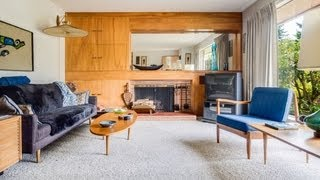 Are You Mad For Mid-century Modern? You'll Adore The Quality Custom Interiors In This Burien Home