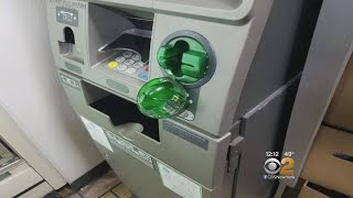 ATM Skimmer Found In Seaford