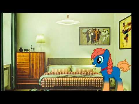 Пони страшилка - Домовой приходит ночью