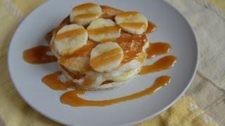 Ihop Caramel Banana Pancake