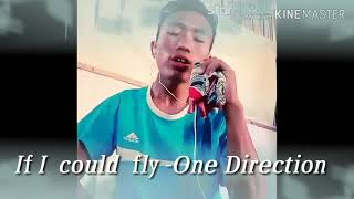 If i could fly -one direction cover by nangba