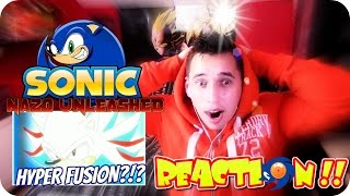 SUPER SHADIC GOD!!?| LET'S WATCH Sonic Nazo Unleashed DX REACTION!!