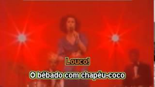 Elis Regina - O bêbado e a equilibrista - Karaoke