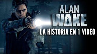 Alan Wake: La Historia en 1 Video