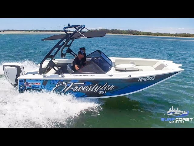 Look What We've Got To Explore - Quintrex 630 Freestyler