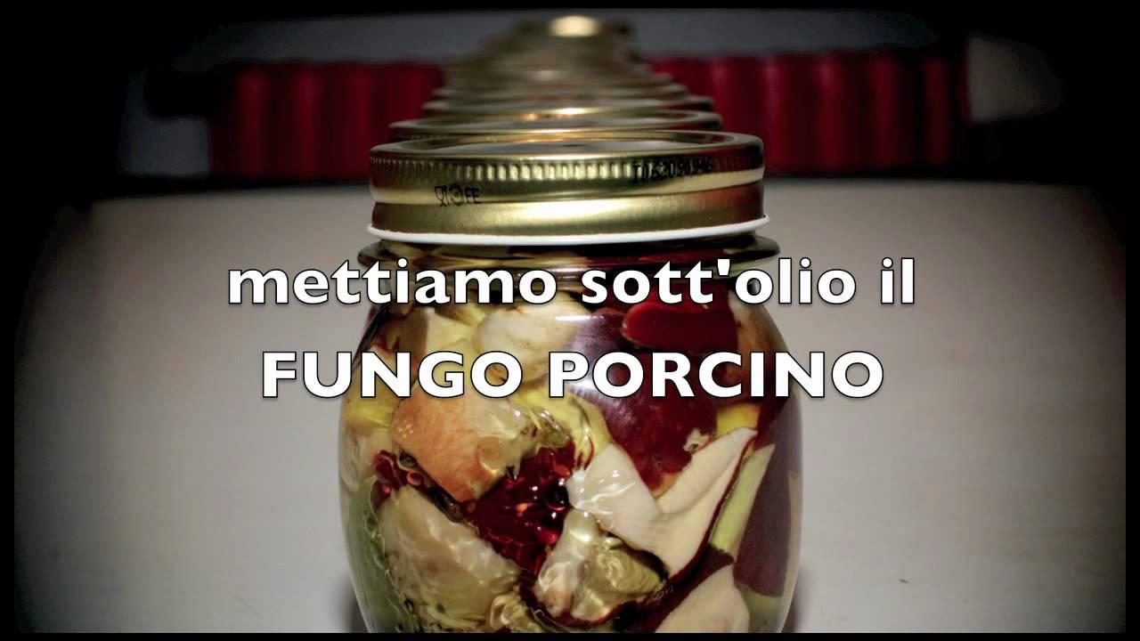 HOW TO: il Fungo Porcino sott'Olio - Direttamente dalla Valtaro