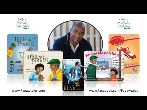 Pa Paw Tales Children's Book Series Overview (for Parents/Teachers)