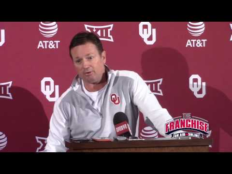 Bob Stoops 11/21 Oklahoma State Press Conference