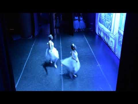 Snow Corps de Ballet: Nutcracker