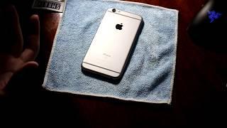 Пропал звук на IPhone