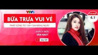 BỮA TRƯA VUI VẺ CÙNG VÂN NAVY - 04/01/2015 [FULL HD]