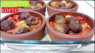 Kiremitte Köfte, Köfte tarifleri, Fırın Yemekleri