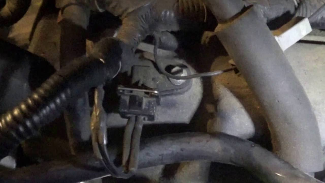2005 Ford Mustang With Misfire And Mil P0340 P1336