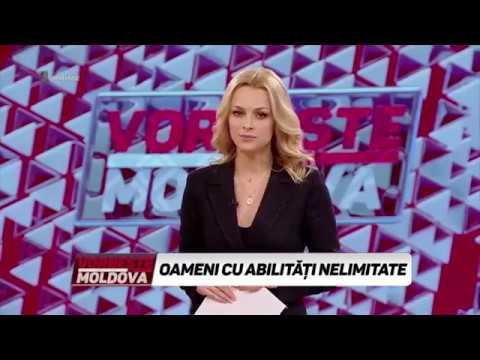 """32. Vorbește Moldova """"OAMENI CU ABILITĂȚI NELIMITATE"""" 22.01.2018"""