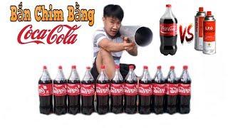 TXT -  Bắn Chim Bằng Tên Lửa Cocacola - Rocket Cocacola