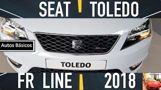 SEAT Toledo FR Line 2018