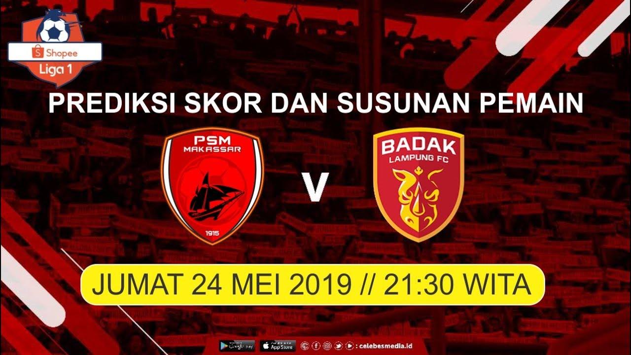PSM VS PERSERU BADAK LAMPUNG || SHOPEE LIGA 1 - YouTubeBadak Lampung Futbol24