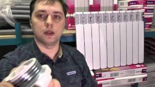 видео Не греет батарея. Система завоздушена/Radiator does not warm. Heating system is plugged with air.