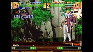 (TAS) The King Of Fighters 98' Combo Edition - King SinglePlayer