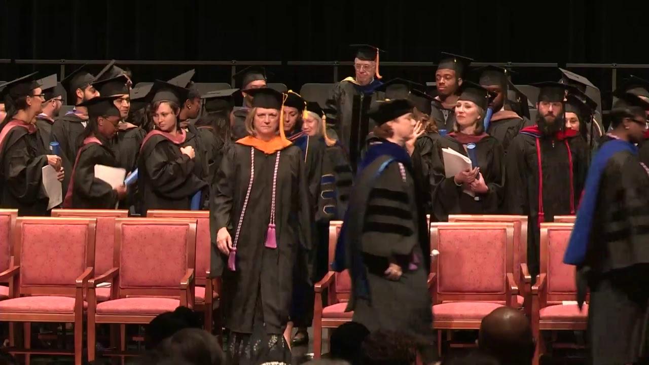 Houston Baptist University 200 PM Commencement Live