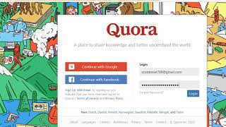 How to Scrape Quora Questions | SEO Automation Tools