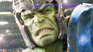 Hulk vs. Thor Scene - THOR 3: RAGNAROK (2017) Movie Clip