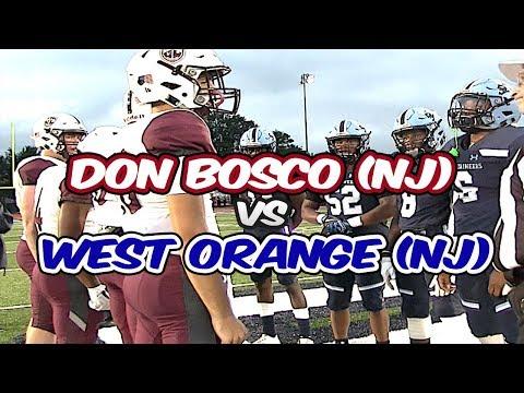 🔥🔥 Don Bosco (NJ) vs West Orange (NJ) | UTR Highlight Mix