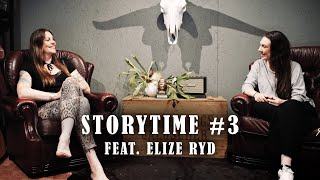 MOVING ACROSS EUROPE - STORYTIME #3 FT. ELIZE RYD