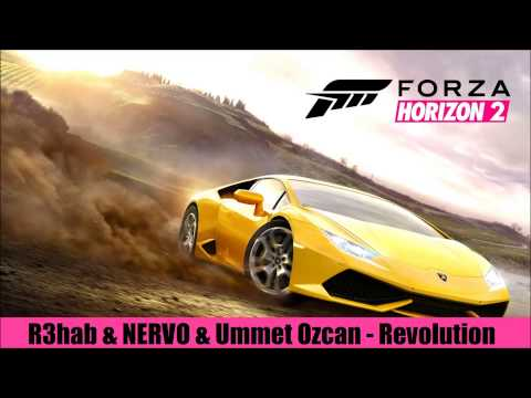 FORZA HORIZON 2 TRAILER SONG E3 REVOLUTION