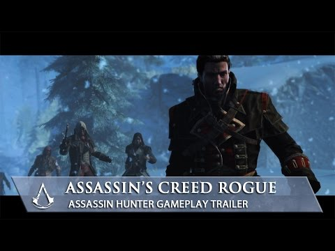 Assassin's Creed Rogue: Assassin Hunter Gameplay | Trailer | Ubisoft [US]