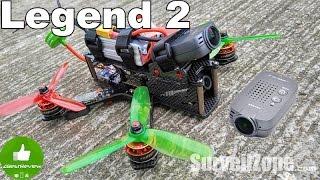 ✔ FOXEER Legend 2 - Плоская камера для Гоночного Квадрокоптера! Surveilzone.com