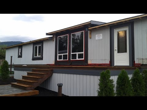 Putting New Windows And Exterior Doors In A Mobile Home : E035 / BC Renovation Magazine