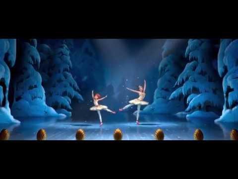 Ballerina happy ending