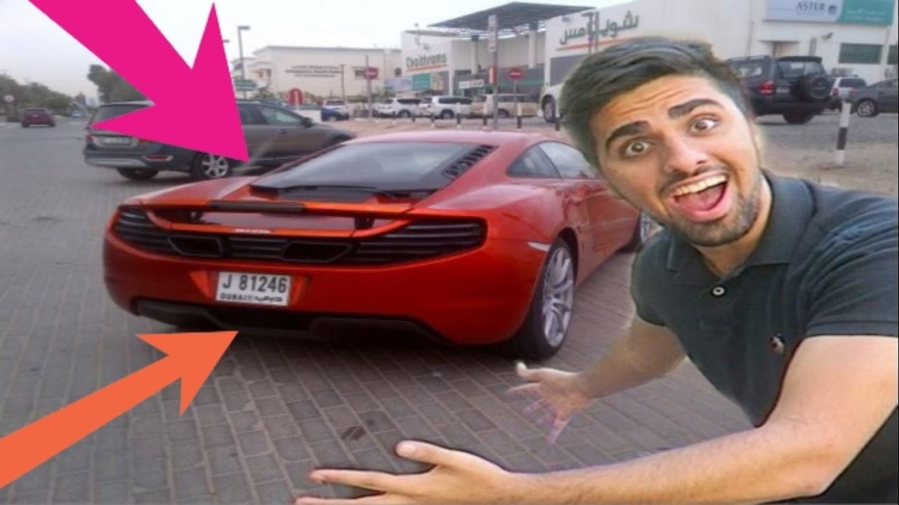 Mo Vlogs car EXPOSED - YouTube