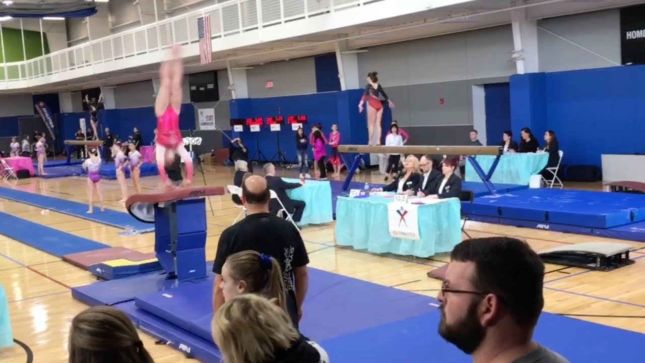 Abby Singh - IL State 2018 - Vault