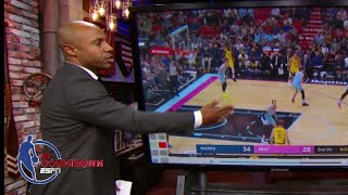 The little things make the Heat special on defense | Jay Williams' Film Breakdown | NBA Countdown