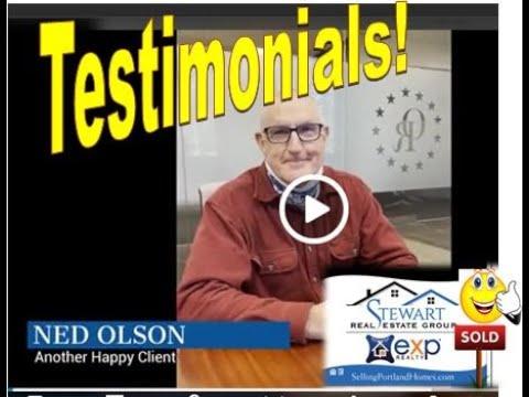 Client Testimonial for Anne Stewart Real Estate Broker