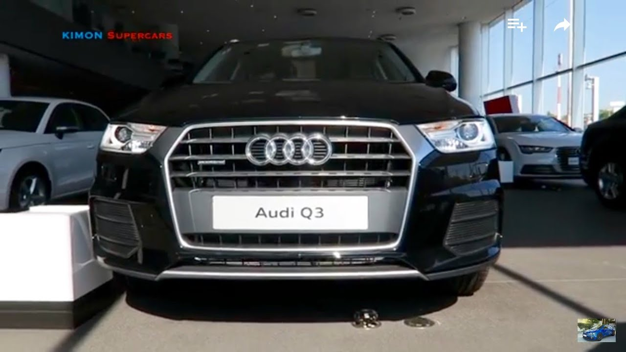 NEW 2017 Audi Q3   Exterior And Interior   YouTube